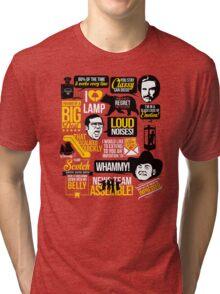 Classy Quotes Tri-blend T-Shirt