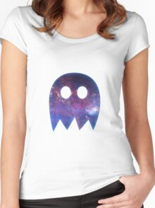Space Ghost Women's Fitted Scoop T-Shirt