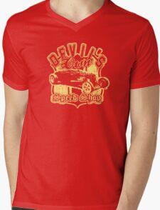 hot rod devil's own  Mens V-Neck T-Shirt