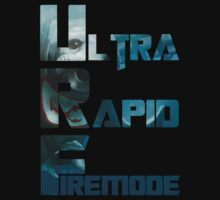 Ultra Rapid Firemode by Hollandkerel