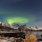 Lofoten Aurora by kernuak