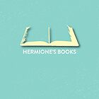 Hermione's Books by Charliejoe24
