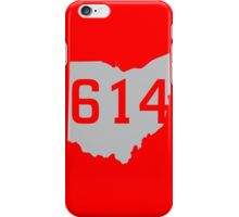 614 Pride iPhone Case/Skin