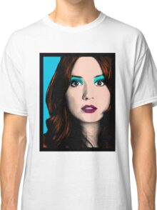 Amy Pond Pop Art (Doctor Who) Classic T-Shirt