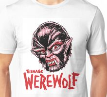 TEENAGE WEREWOLF Unisex T-Shirt