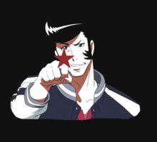 Space Dandy by LeoSteelfire