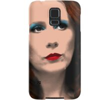 Donna Noble Pop Art Samsung Galaxy Case/Skin
