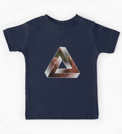 Impossible Triangle Kids Tee