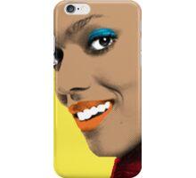 Martha Jones Pop Art iPhone Case/Skin