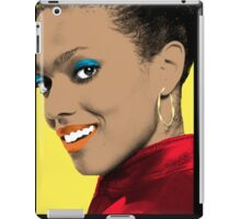 Martha Jones Pop Art iPad Case/Skin