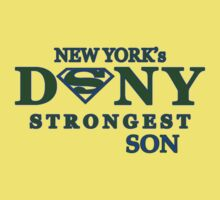 DSNY strongest Son Kids Tee