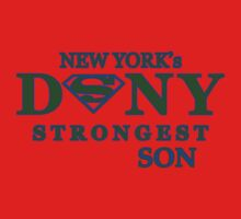 DSNY strongest Son Baby Tee