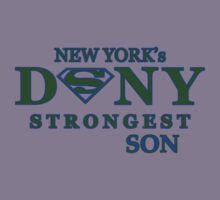DSNY strongest Son Kids Clothes