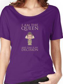 Queen Anne (shirt) Women's Relaxed Fit T-Shirt