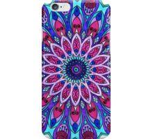 Mandala Cool Toned iPhone Case/Skin
