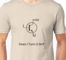 The Worst of Electronics Humour (black version) Unisex T-Shirt