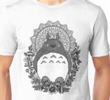 Totoro Mandala  Unisex T-Shirt