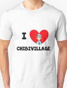 Max Joseph - I love chibi village!  T-Shirt