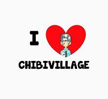 Max Joseph - I love chibi village!  Unisex T-Shirt