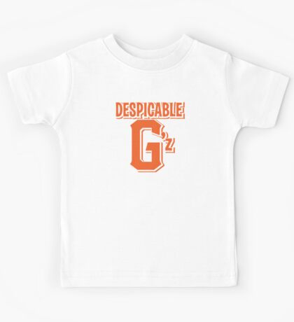 Despicable Gz Kids Tee