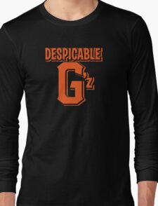 Despicable Gz Long Sleeve T-Shirt