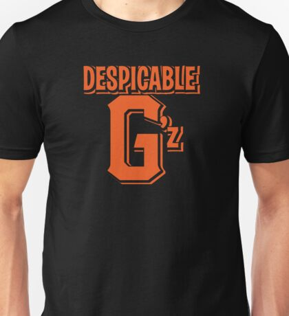 Despicable Gz Unisex T-Shirt