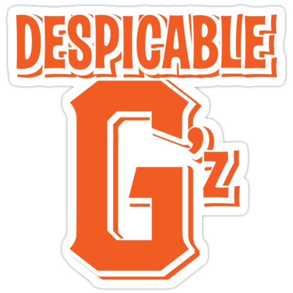 Despicable Gz by themarvdesigns