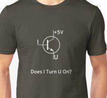 The Worst of Electronics Humour (white version) Unisex T-Shirt