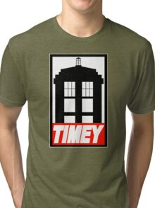 TIMEY Tri-blend T-Shirt