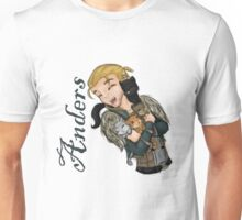 Anders with kittens Unisex T-Shirt