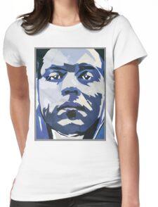 Atmosphere - Slug Scrap Illustration Womens Fitted T-Shirt