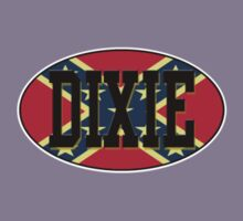 Dixie Flag Oval by ZeroAlphaActual