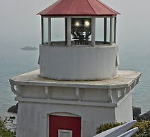 Trinidad Memorial Head Lighthouse by thomr