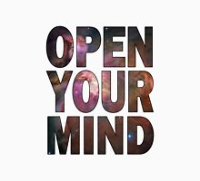 Open Your Mind Unisex T-Shirt