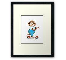 Garth William's Little Pig Framed Print