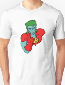Captain Planet 'Save the Earth' T-Shirt
