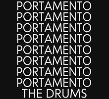 The Drums//Portamento ((Black)) Unisex T-Shirt