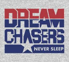 Dream Chaser Never Sleep by teetties