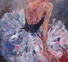 Well Deserved Rest - Ballet & Other Dancers Art Gallery by Ballet Dance-Artist
