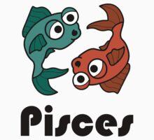 Pisces Kids Clothes