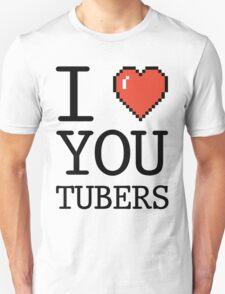 I LOVE OYUTUBERS T-Shirt