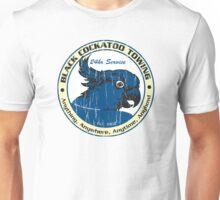 Black Cockatoo Towing Unisex T-Shirt