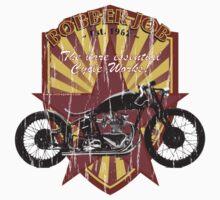 Bobber Job, motorcycle works by retrojohn