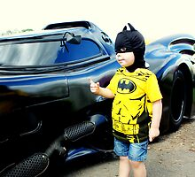 This IS The Batmobile by Evita