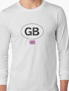 GB, Great Britain auto Long Sleeve T-Shirt