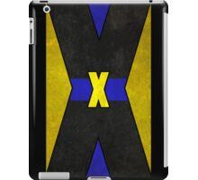 The X iPad Case/Skin