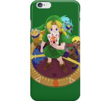 Legend Of Zelda - Majora's Mask iPhone Case/Skin
