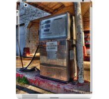 Abandoned Gas Pump  iPad Case/Skin