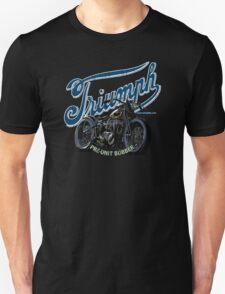Old School Vintage Bobber T-Shirt