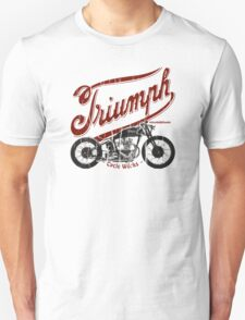 Old School Vintage Bobber #2 T-Shirt